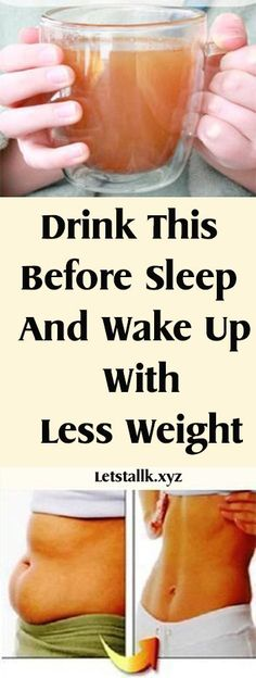 Drink This Before Sleep And Wake Up With Less Weight #fitness #beauty #hair #workout #health #diy #skin #Pore #skincare #skintags #skintagremover #facemask #DIY #workout #womenproblems #haircare #teethcare #homerecipe