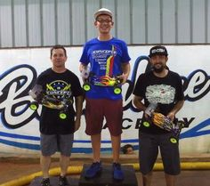Super Cup Round 2 - Team Associated takes 6 Classes!