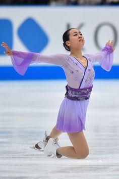 Mao Asada Photos: Japan Open 2015 Figure Skating