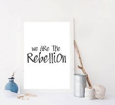 Hunger Games Catching Fire Graffiti Typography by mixarthouse