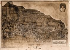 Santeos: Τα παρωνύμια και προσωνύμια κατά ενορία. Β'. Ενορί... Black Sea, Mount Rushmore, Greece, Vintage World Maps, Mountains, Poster, Travel, Painting, Art