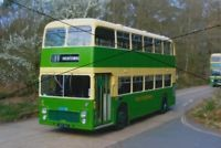 BUS PHOTO, SOUTHDOWN PHOTOGRAPH PICTURE BRISTOL VR