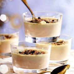 Crèmes brûlées au foie gras Plus