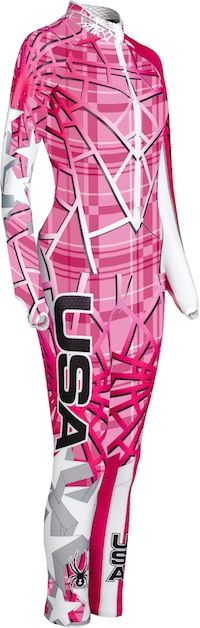 20100608 Vonn Spyder suit 200 Lindsey Vonn custom Spyder race suits available now at U.S. Ski Team shop