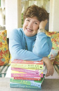Mary Kay Andrews - love her quirky southern lady characters!!  Wish she would write about the Savannah girls again.  Those were my favorite characters.