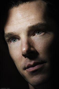 beautiful moody portrait of Ben