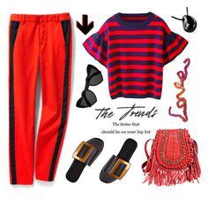Без названия #2078 by vinograd24 on Polyvore featuring мода and Yves Saint Laurent
