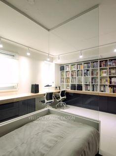 59평 오금동 현대아파트 인테리어[ 옐로플라스틱 /옐로우플라스틱 /yellowplastic ] : 네이버 블로그 Closet, Phonics, Home Decor, House, Armoire, Decoration Home, Room Decor, Closets, Cupboard