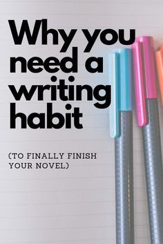 Why You Need a Daily Writing Habit – Bookends Writing Academy