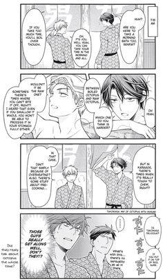 Gekkan Shoujo Nozaki-kun Manga