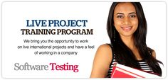 Software Quality Testing Training Institute in Noida, Delhi/NCR.Call For more details:- +91-9212063532 +91-9212043532 Visit:- http://www.techageacademy.com/sqt-6-months/