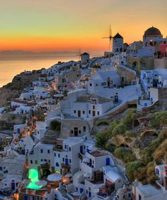 """Santorini Greece Travel Beautiful Places Take a Holiday's Tour to Beautiful Villages of Santorini Island Greece Santorini Greece Travel Beautiful Places. Santorini, officially known as """"… Beautiful Places To Visit, Wonderful Places, Cool Places To Visit, Places To Travel, Travel Destinations, Amazing Places, Amazing Hotels, Amazing Things, Dream Vacations"""
