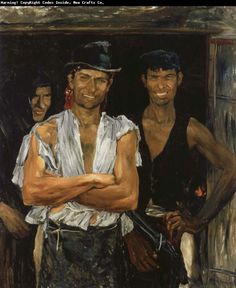 Ernst Josephson - Spanish Blacksmiths 1881-82
