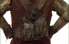 The One Ring Forums: Tolkien Topics: Movie Discussion: The Lord of the Rings: Did You Ever Notice... Gimli's Fellowship Costume?