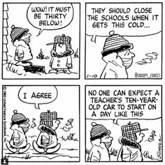 Commentary on the public school system by snoopy_comics