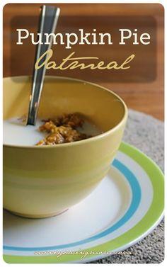 This is such a delicious, healthy, and hearty twist on regular oatmeal. Perfect for chilly fall mornings!