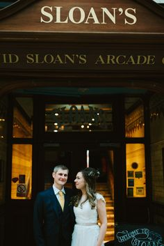 quirky wedding photographers scotland europe video sloans glasgow (103)