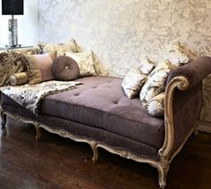 FRENCH COUNTRY COTTAGE: A Passion for Purple~ Inspirations