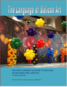 Resources from Balloon Splendor - From a glossary on balloon terms to Balloon Decorations Ordering Guide and more.