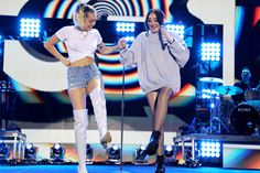 awesome Noah Cyrus on Profession Recommendation from Sister Miley Cyrus