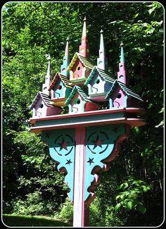 grodski park birdhouses - Google Search