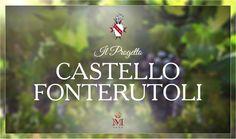 IL PROGETTO «CASTELLO FONTERUTOLI»  30 ANNI DI «GRAN SELEZIONE», 30 ANNI DI RICERCA E SELEZIONE SUL SANGIOVESE @marchesimazzei #fonterutoli #marchesimazzei #wine #tuscany
