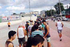BotafogoDePrimeira: Torcida faz fila por ingressos contra Paysandu em ...