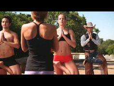 San Antonio Rodeo 2012 - Yoga Cowboy Commercial