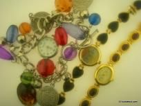 $4.99 free shipping Lot Of 3 Beautiful Bracelet Ladies Watches Free Shipping