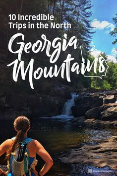 Vacation Trips, Vacation Spots, Day Trips, Vacations, Oh The Places You'll Go, Cool Places To Visit, Places To Travel, Hiking In Georgia, Future Travel