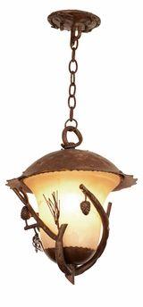 Kalco Lighting (9168) Ponderosa Outdoor 3 Light Large Hanging Lantern