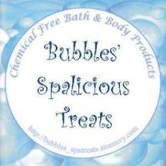 Kali L. - Owner - Bubbles' Spalicious Treats  ~ Chemical free body products that are great for your health and budget!  www.bubbles_spatreats.storenvy.com