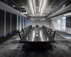 Office Interior Design, Interior Exterior, Office Interiors, Office Open Plan, Conference Room Design, Flat Web Design, Nightclub Design, Workplace Design, House Rooms