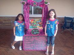 Show everyone your troop   s spirit and enthusiasm by participating in Girl Scouts Cookie Sale Program