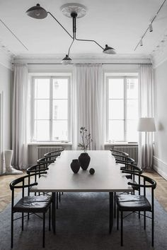 Home of interior designer Louise Liljencrantz | photos by Erik Lefvander