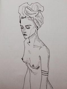 Figure Sketching, Figure Drawing, Sculpture Painting, Painting & Drawing, Human Sketch, Muse Art, Anatomy Art, The Draw, Minimalist Art