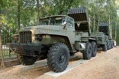 Just better. Bm 21 Grad, Overland Truck, 4x4, Custom Muscle Cars, Tank Destroyer, Army Vehicles, Gasoline Engine, Military Equipment, Military Weapons