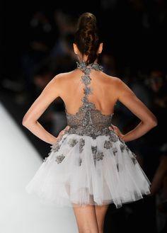 Irene Luft: Runway - Mercedes-Benz Fashion Week Spring/Summer 2013