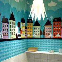 Landsby Wallpaper - £38.00 : ISAK