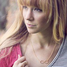 ✧ Purpose Jewelry | Infinity Necklace