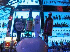711 bourbon heat (NoLa) - liquor  on tap!