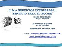 L & A Servicios Integrales para el Hogar