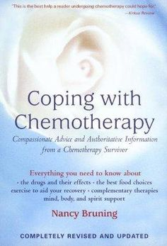 The classic, long-time best seller that tells you how to take care of yourself while undergoing treatment for cancer. Coping with Chemotherapy is a must-read for anyone diagnosed with cancer and those who care about them.