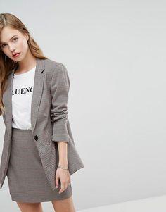 New Look | New Look Check Blazer