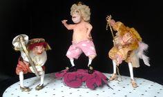 Art Dolls by Despina Tsiapara