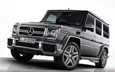 G Wagon- I will have this when I have endless amounts of money