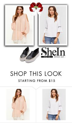 """""""Shein8"""" by melikasalkic ❤ liked on Polyvore"""