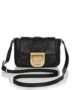 MICHAEL Michael Kors Charlton Leather Crossbody Bag | Bloomingdale's