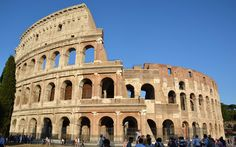 Tourist Carves His Family's Names Onto the Colosseum