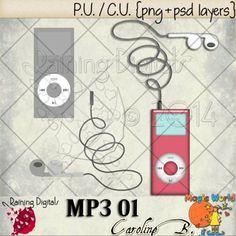 MP3 01 Template